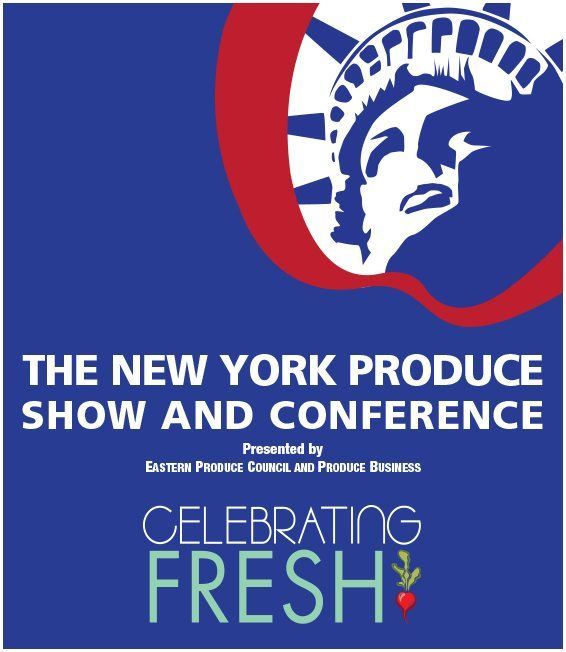 The New York Produce Show And Conference