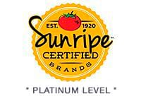 Sunripe Certified - Platinum